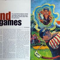 High Life magazine: Paul Laurie