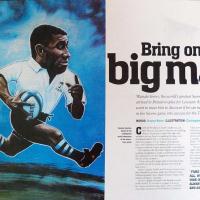 Rugby World magazine: Waisale Serevi