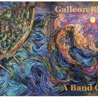 Galleon Blast CD Cover, 2017