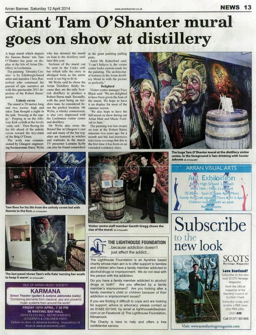 Distillery Archives | Chris Rutterford