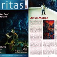 January 2014 Caritas - The magazine of the former pupils and friends of George Watson's College. Issue 35