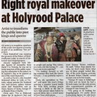 30/11/2013 Edinburgh Evening News