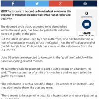 25/09/2015 Edinburgh Evening News