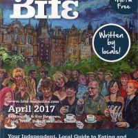 April 2017 Bite Magazine