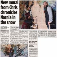 26/12/2016 Edinburgh Evening News