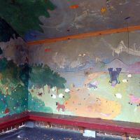 George Watson's College Lower Primary/Nursery Jigsaw Mural, 2010.