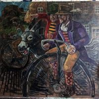 Penny Farthing, 2016