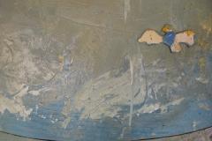 Albatross in the paint.