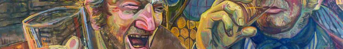 Tam o' Shanter Mural